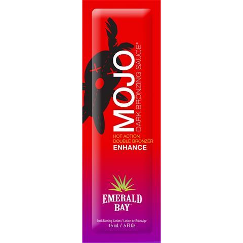 Купить Лосьон для загара Emerald Bay - Mojo Dark Bronzing