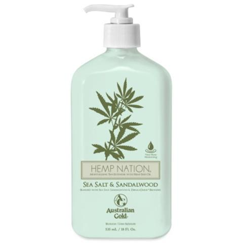Купить Средства после загара Hemp Nation Sea Salt & Sandalwood