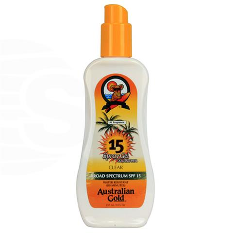 Купить SPF 15 Spray Gel