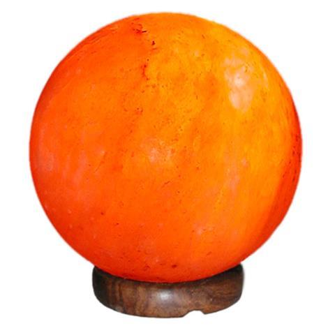 Купить Соляная лампа в форме шара 15 см 3.6 кг S2