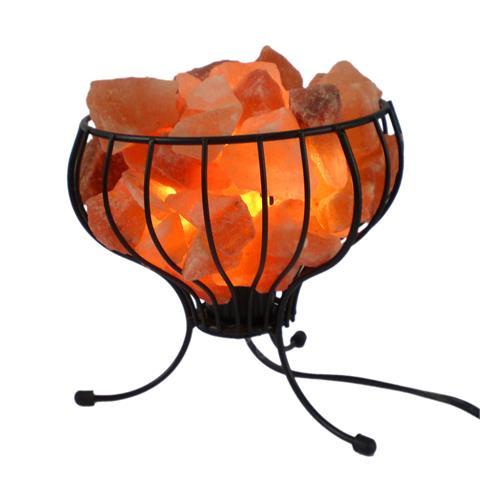 Купить Соляная лампа  в форме корзины  KL1e 3 кг.